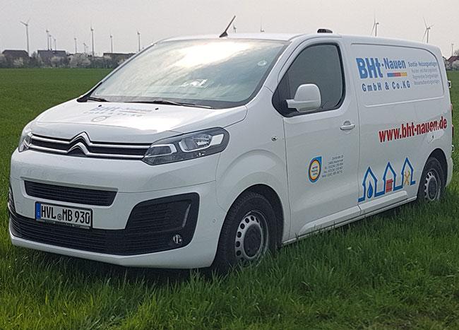 Das Team von BHt – Nauen GmbH & Co KG